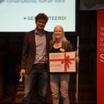 Peeter Verlegh en Judith Huibers