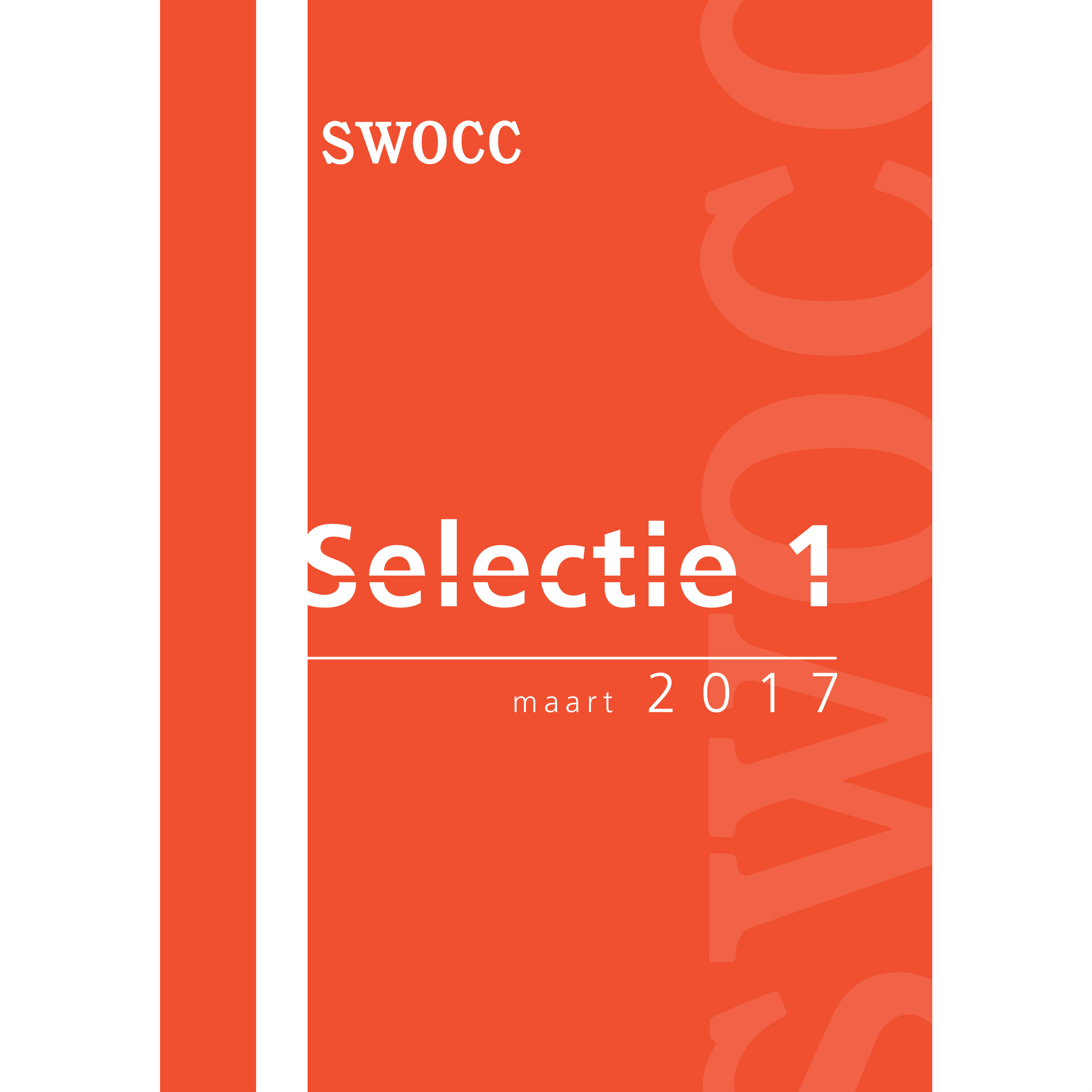 Cover SWOCC Selectie 1 2017 vk