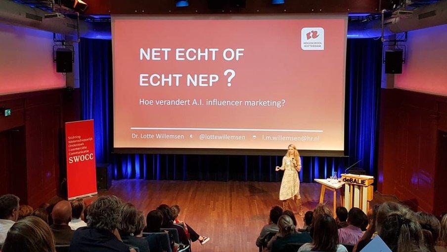 symposium artifial intelligence influencer marketing