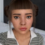 Lil Miquela emoties