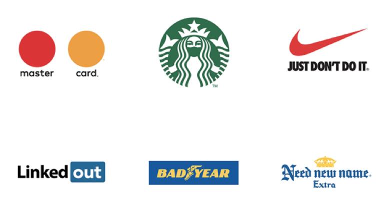 social distance branding